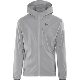 Black Diamond Alpine Start Hoody Men Ash